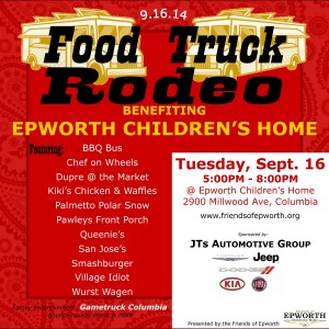 Food Truck Rodeo Square