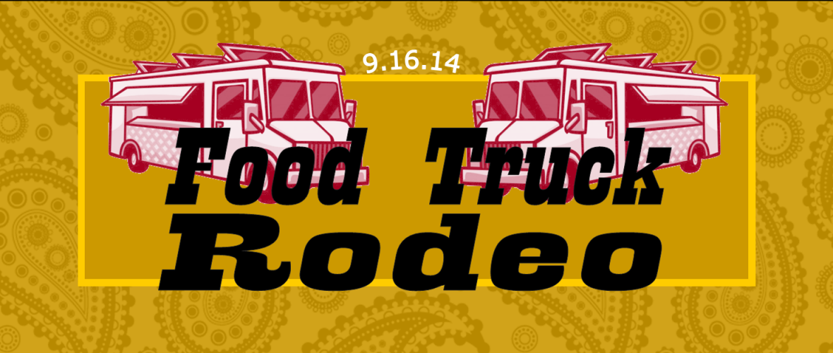 Food Truck Rodeo – Sept 16
